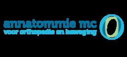Annatommie MC voor orthopedie en beweging logo