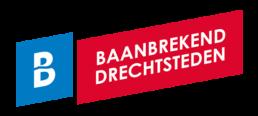 Baanbrekend Drechtsteden logo