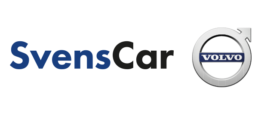 SvensCar Volvo logo