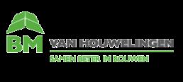 BM van Houwelingen samen beter in bouwen logo
